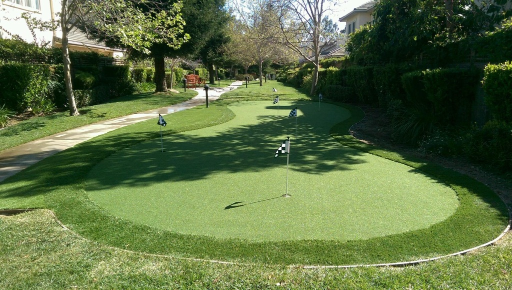 AmeriTurf ProGreen case study putting green a