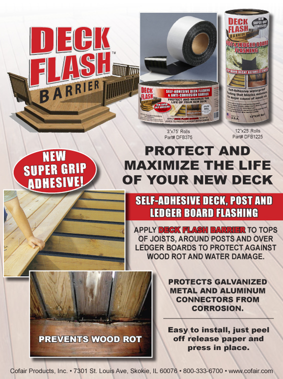 Cofair Deck Flash Barrier 2