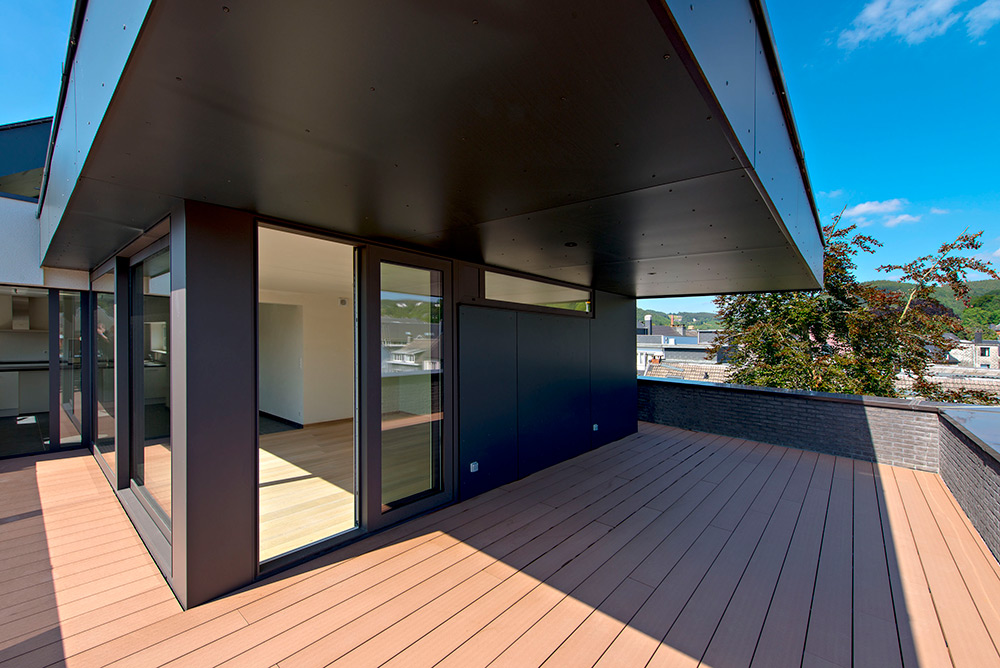 Einwood Decking c