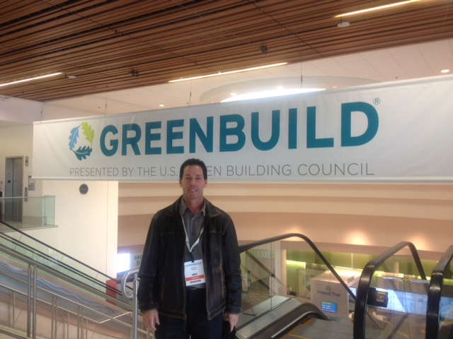 Michel Stevens - Green Project Marketing - GreenBuild_2012