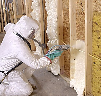 Foam Insulation - Green Building