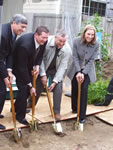 Project 319 - Groundbreaking Ceremony