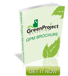 Green Project Marketing Brochure