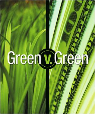 Green versus Green Book